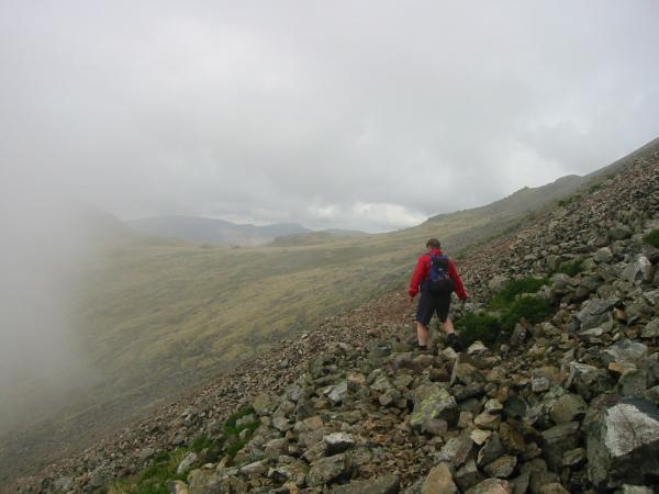 Heading for Beck Head