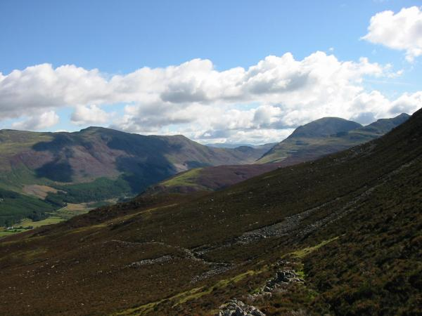 Ennerdale from the ascent