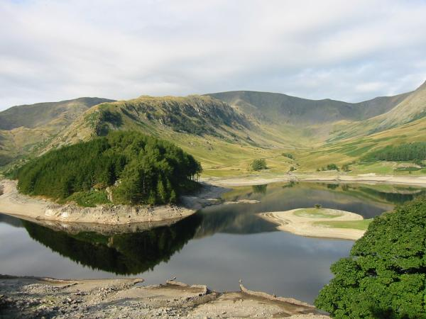 The Rigg, Rough Crag and Riggindale
