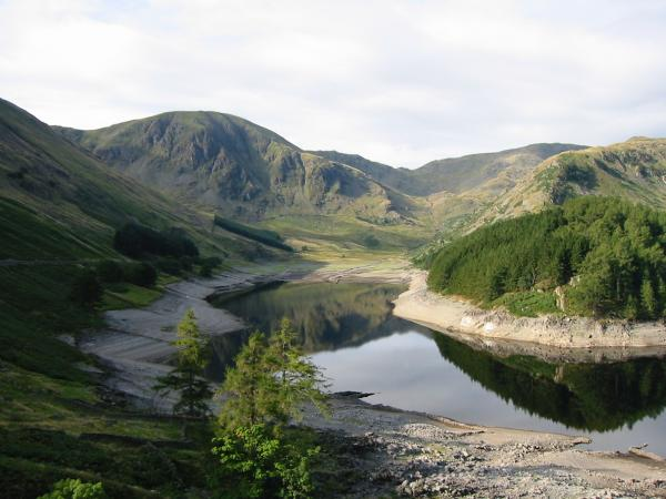 Harter Fell and Mardale Head