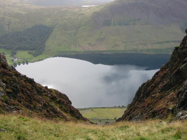 Wastwater and Burnmoor Tarn