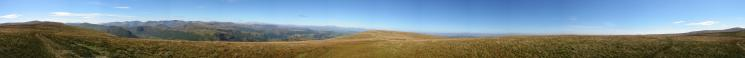 360 Panorama from Wether Hill's summit