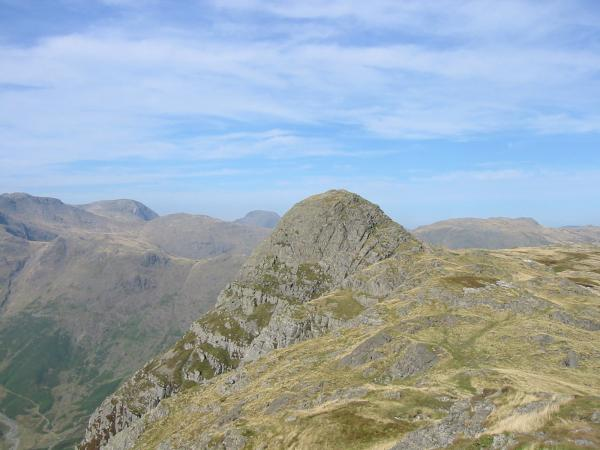 Pike O' Stickle from Loft Crag