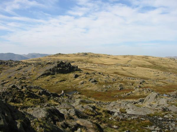 Thunacar Knott from Pavey Ark