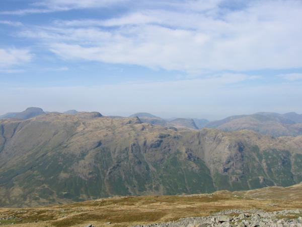 Glaramara and Combe Head