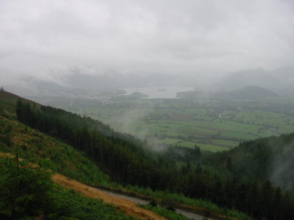 Derwent Water and the Vale of Keswick