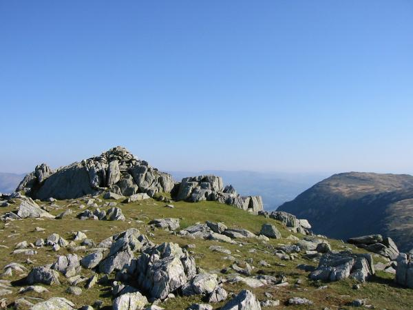 Great Carrs summit