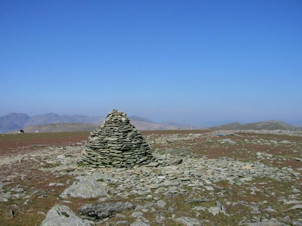 Brim Fell summit