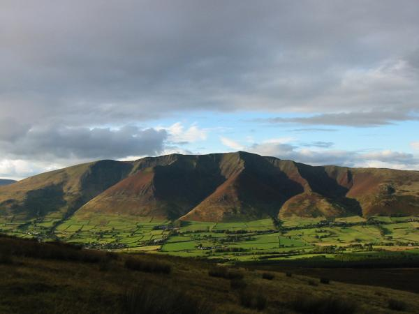 Blencathra from the Old Coach Road