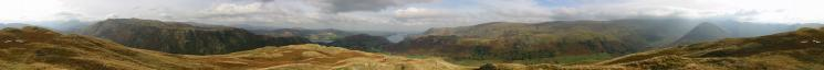 360 Panorama from Beda Fell's summit