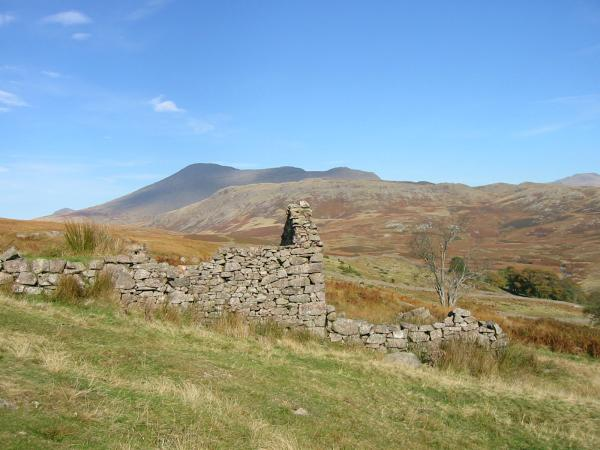 ...and Scafell and Slight Side from the same spot