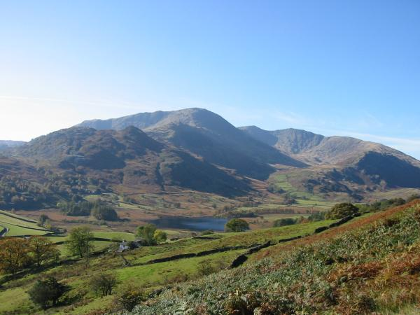 Wetherlam, Swirl How, Great Carrs and Wet Side Edge
