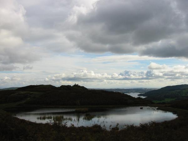 Lily Tarn and Windermere