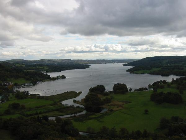 ...and Windermere