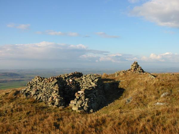 Knock Murton summit