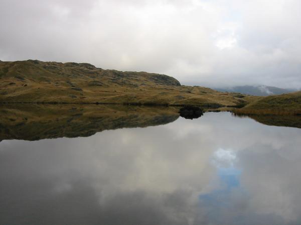Tarn Crag from Codale Tarn