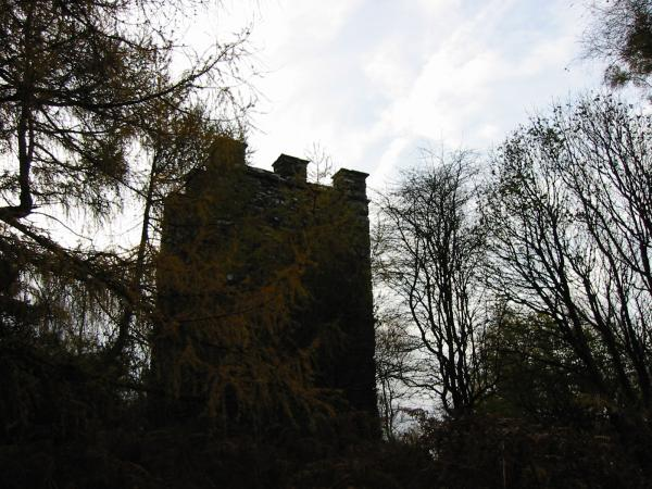 The tower on Summer House Knott