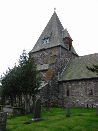 Finsthwaite church