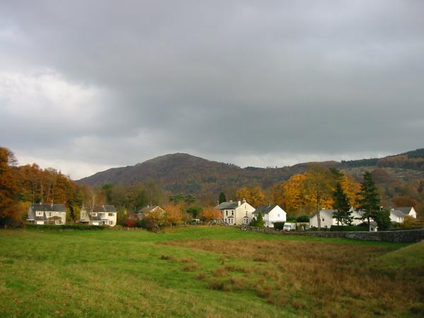 Gummer's How from near Lakeside