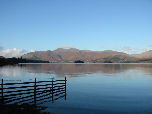 Skiddaw, now out of the cloud