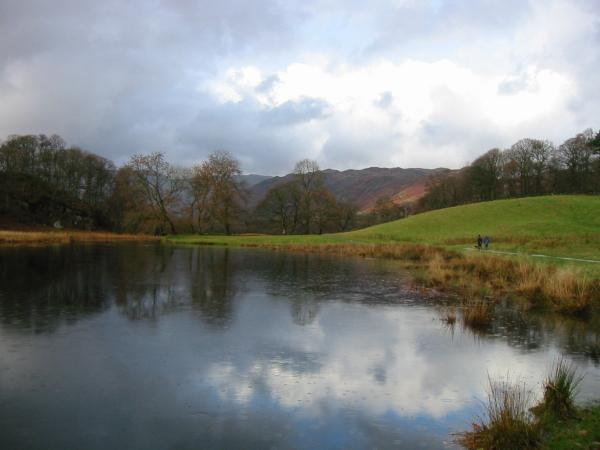The River Brathay