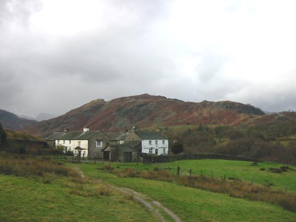 Lingmoor Fell from High Park
