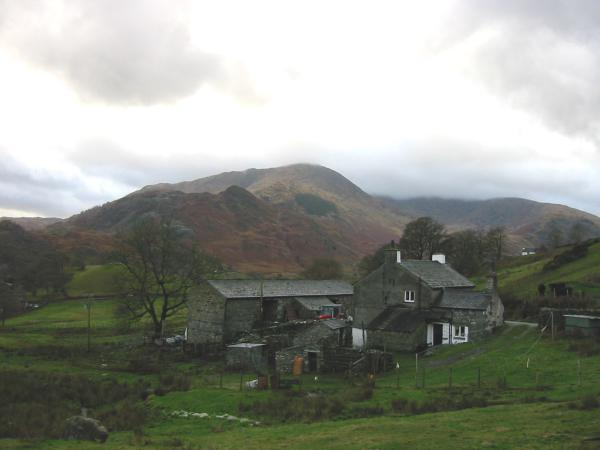Wetherlam from Dale End