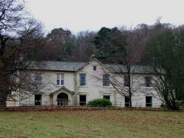 Allan Bank, Wordsworth's residence 1808-1811