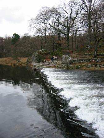 Grasmere Weir