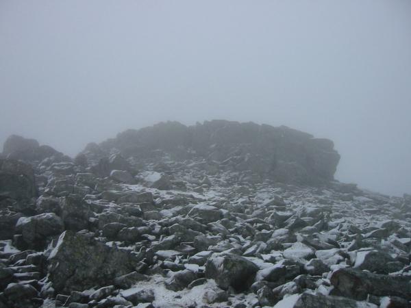 Esk Pike summit