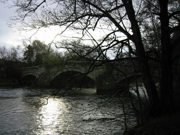 Pooley Bridge over the River Eamont