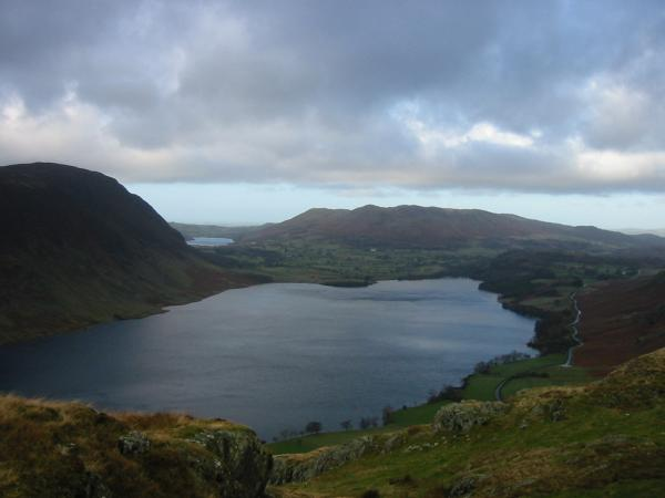 Crummock Water, Loweswater and Low Fell