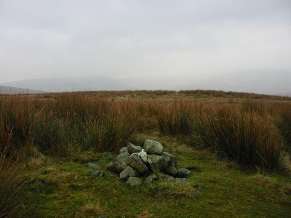 Ponsonby Fell summit