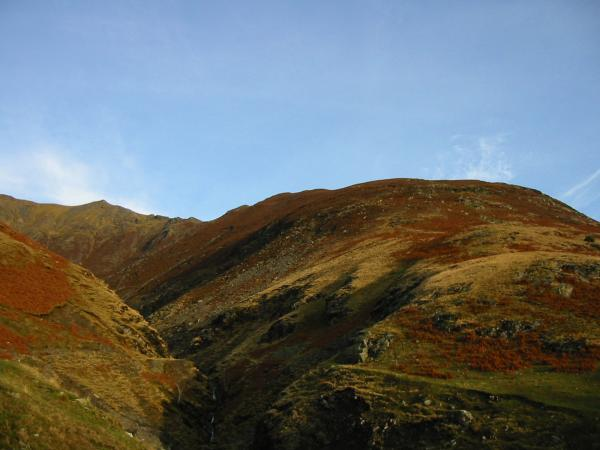 Gates Gill and Hall's Fell