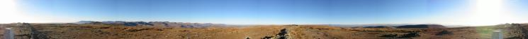 360 Panorama from High Street's summit