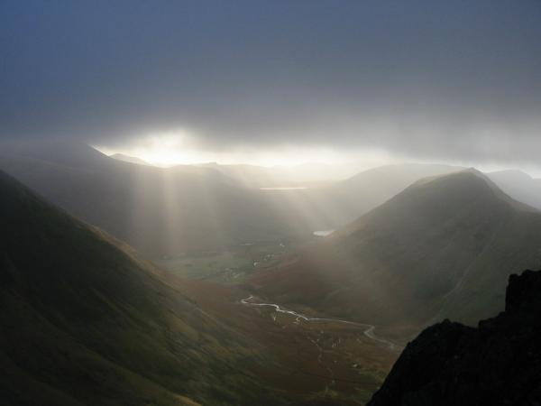 Mosedale and Wasdale Head