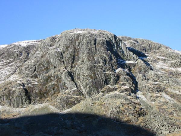 Raven Crag (Gillercomb Buttress)