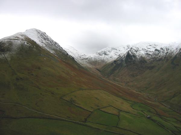 Gray Crag and Pasture Beck