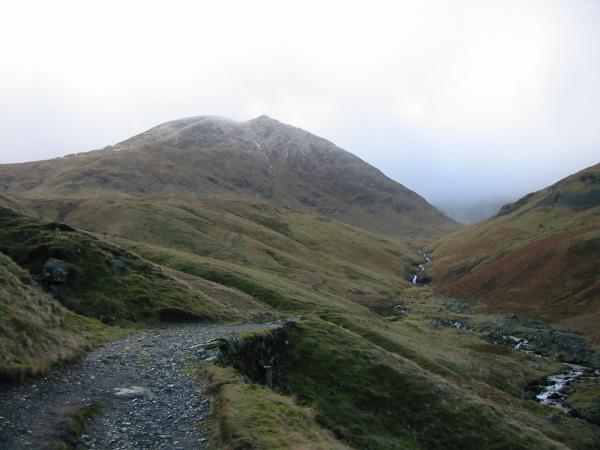 Looking back to Catstycam