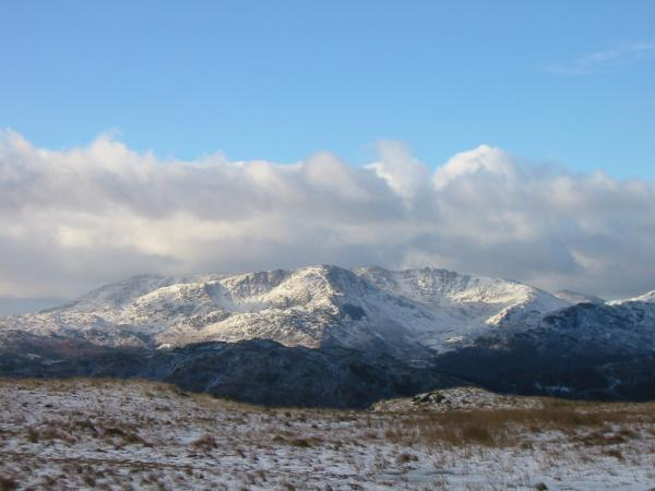 The Coniston Fells