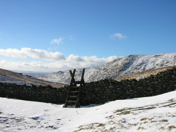 Scandale Pass, Low Pike and High Pike