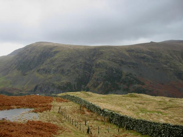 Clough Head and Calfhow Pike