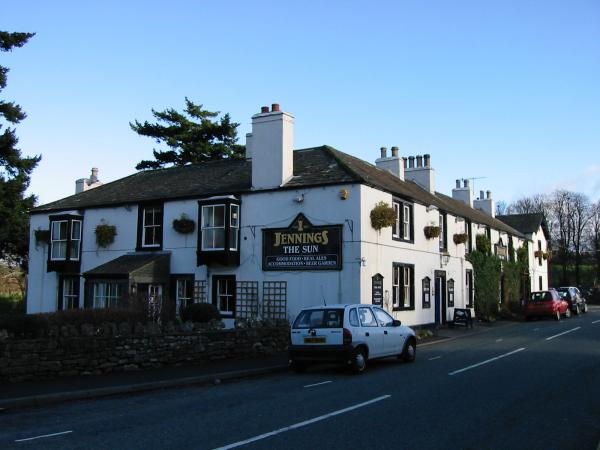 The Sun Inn, Pooley Bridge
