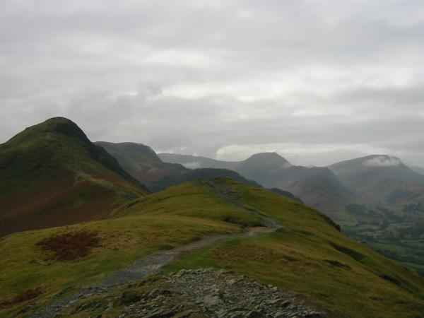 Catbells from its north ridge