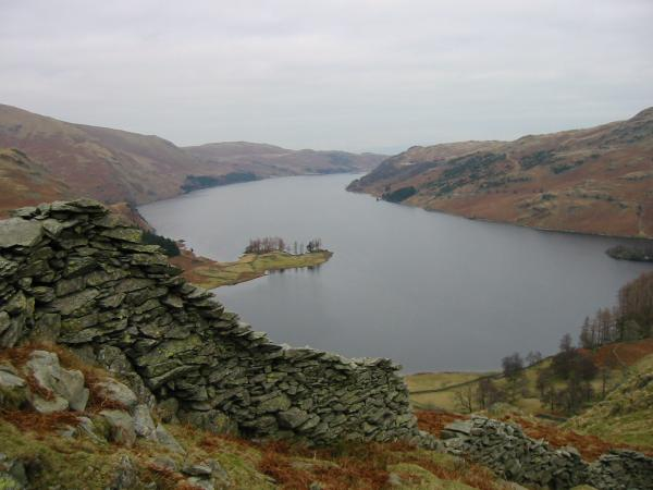 Haweswater from the descent