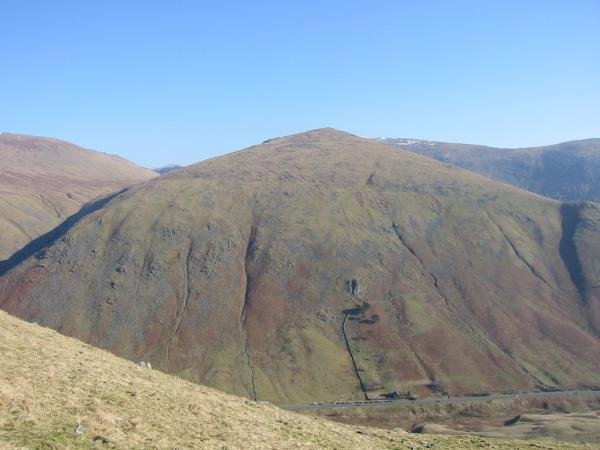 Seat Sandal from the ridge