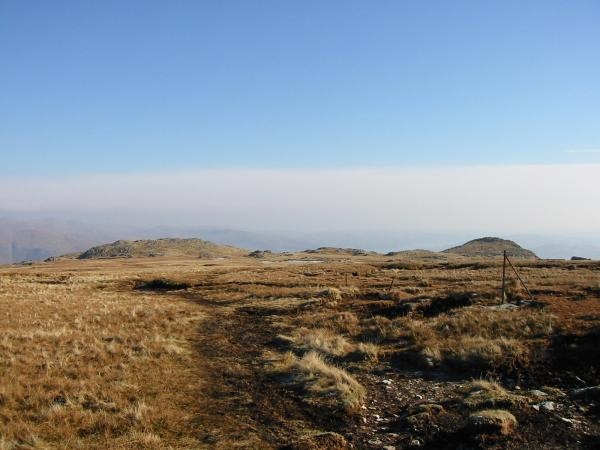 Codale Head and Sergeant Man from High Raise