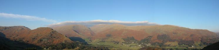 Grasmere panorama from Silver How