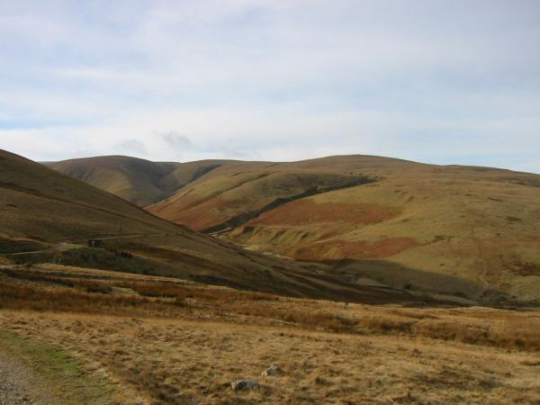 Great Sca Fell and Brae Fell