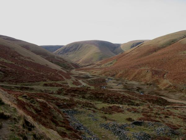 The valley of Dale Beck